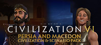 Sid Meier's Civilization® VI - Persia and Macedon Civilization & Scenario Pack (для Mac)