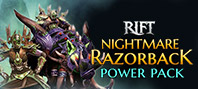 RIFT -Nightmare Razorback Power Pack