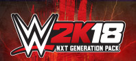WWE 2K18 NXT Generation Pack