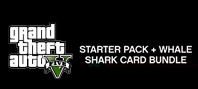 Grand Theft Auto V, Criminal Enterprise Starter Pack and Whale Shark Card