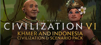 Sid Meier's Civilization® VI - Khmer and Indonesia Civilization & Scenario Pack (для Mac)
