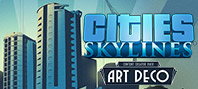 Cities: Skylines — Content Creator Pack: Art Deco