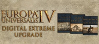 Europa Universalis IV Digital Extreme Upgrade Pack