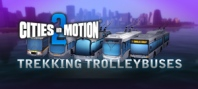 Cities in Motion 2: Trekking Trolleys
