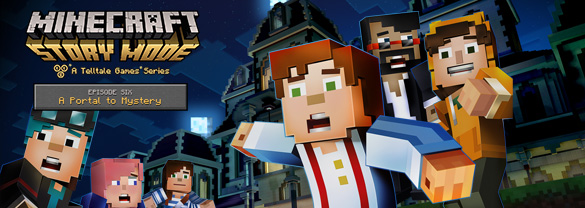 Minecraft: Story Mode - Adventure Pass