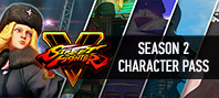 Street Fighter V - Season 2 Character Pass