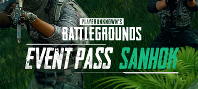PLAYERUNKNOWN'S BATTLEGROUND - Event Pass : Sanhok