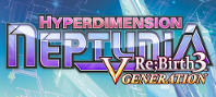Hyperdimension Neptunia Re;Birth3 V Generation Deluxe DLC