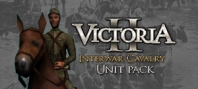 Victoria II: Interwar Cavalry Unit Pack (DLC)