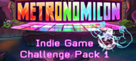 The Metronomicon: IndieGame Challenge Pack 1
