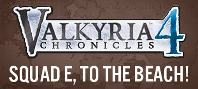Valkyria Chronicles 4 - Squad E, to the Beach!