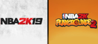 NBA 2K19 + NBA 2K Playgrounds Bundle