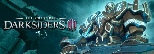 Купить Darksiders III The Crucible DLC и скачать