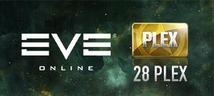 Купить со скидкой Eve Online. 28 PLEX