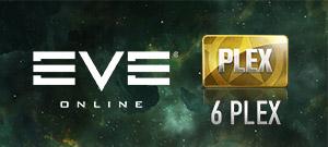 Купить со скидкой Eve Online. 6 PLEX