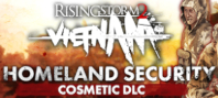 Rising Storm 2: Vietnam - Homeland Security Cosmetic DLC