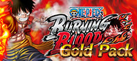 One Piece Burning Blood - Gold Pack DLC