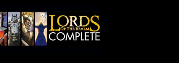 Lords of the Realm Complete