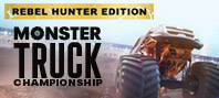 Monster Truck Championship: Rebel Hunter Edition
