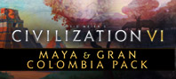 Sid Meier's Civilization® VI - Maya & Gran Colombia Pack (Epic)
