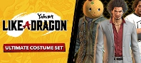 Yakuza: Like a Dragon Ultimate Costume Set
