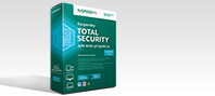 Kaspersky Total Security (2 ПК на 1 год)