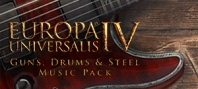 Europa Universalis IV: Guns, Drums and Steel