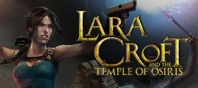 Lara Croft and the Temple of Osiris.