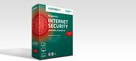 Kaspersky Internet Security (3 ПК на 1 год)