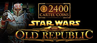 Star Wars: The Old Republic — 2400 Cartel Coins (EU)