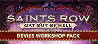 Saints Row: Gat out of Hell The Devil's Workshop Pack DLC