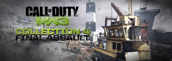 Call of Duty: Modern Warfare 3 - Collection 4: Final Assault
