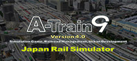 A-Train 9 V4.0: Japan Rail Simulator