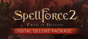 SpellForce 2 - Faith in Destiny Digital Deluxe