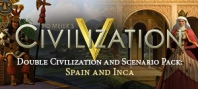Sid Meier's Civilization V: Double Civilization and Scenario Pack — Spain and Inca (для Mac)