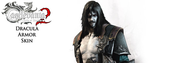 Castlevania: Lords of Shadow 2 — Armored Dracula Costume