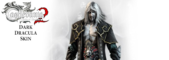 Castlevania: Lords of Shadow 2 — Dark Dracula Costume