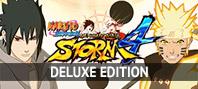 NARUTO SHIPPUDEN: Ultimate Ninja STORM 4 - издание Deluxe