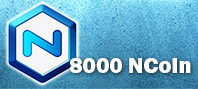 NCSOFT NCoin 8000